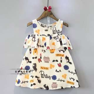 New Kids Dress 5-6years old