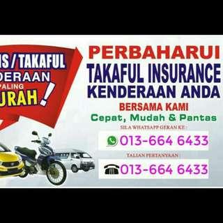 Car/ MotorcycleInsurance
