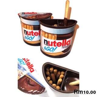 Nutella & go snack 24x150G