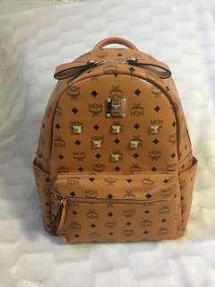 Brand new mcm backpack!