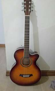 Arena, Knight, Davis Acoustic Guitar