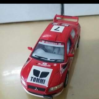 Red Tommi Car