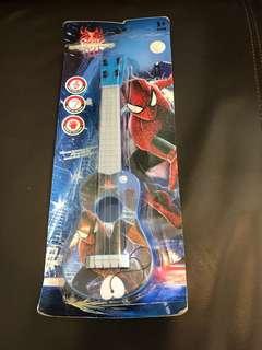 Spiderman guitar