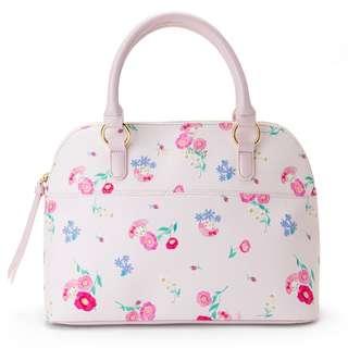 Japan Sanrio My Melody Boston Bag (Flower)