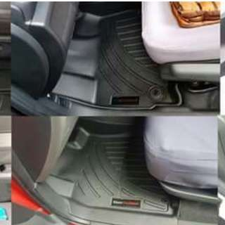 Hippotech Car Matting