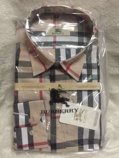 New Burberry dress shirt !