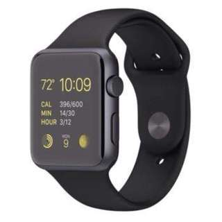 I watch seri 3 38mm kredit / cash