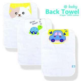 Back towel large