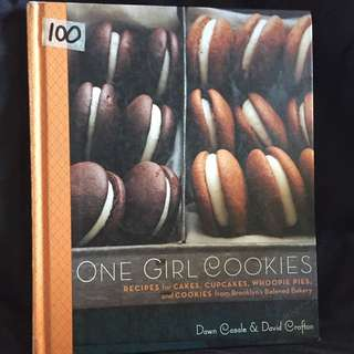 One girl cookies (Dawn Casale David Crofton)