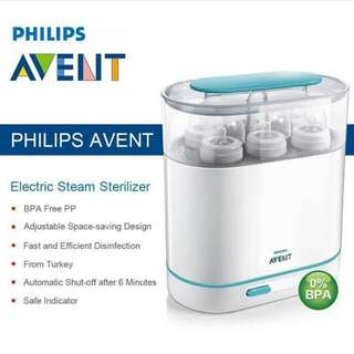 Philips Avent 3 In 1 Steam Sterilizer