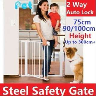 Safety Gate - for Kids or Pets