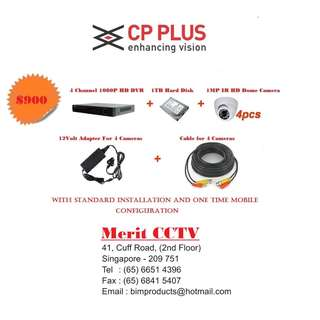 Shop CCTV