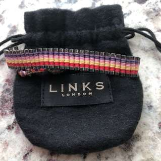 Links London friendship bracelet
