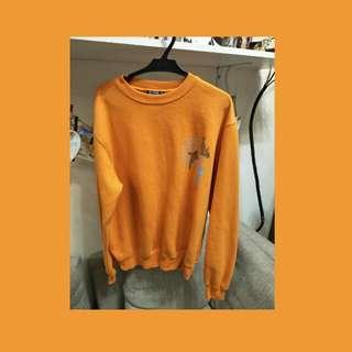 Bright Koi Sweater