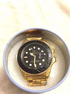 New Rolex Watch Gold