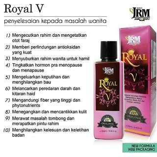 Royal V By Jamu Ratu Malaya 🌺Readystock🌺