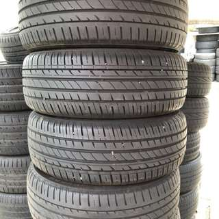 Used tyre set for sale! Hankook Ventus Prime 195/55R16