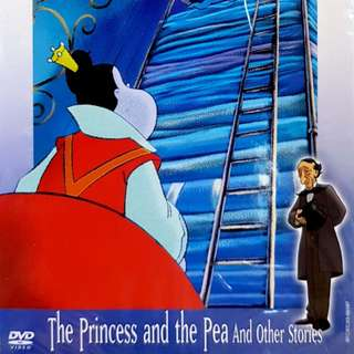 THE FAIRY TALER : THE PRINCESS AND THE PEA & OTHER STORIES