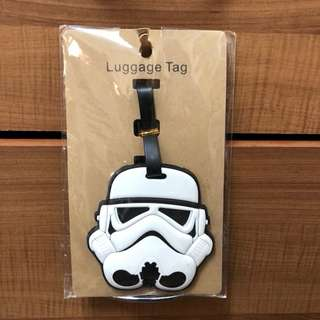 Stormtrooper Luggage Tag