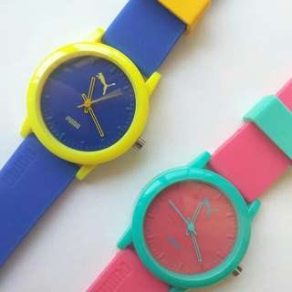 Puma Rubber Watch