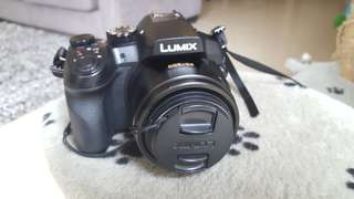 4k video camera Panasonic Lumix FX300