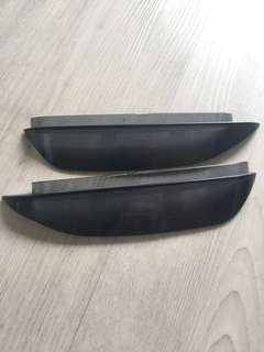 Honda FIT / JAZZ GE 08~14 model, side mirror eyelids