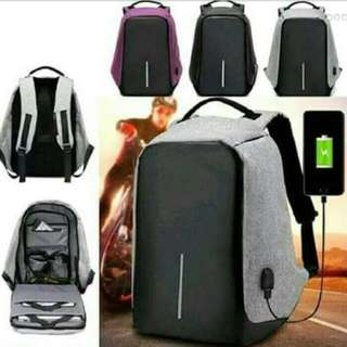 Anti Theft Backpack (Class A)