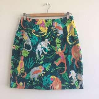 Gorman Monkey Magic Skirt