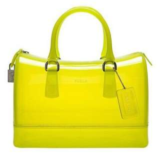 Furla Candy Yellow