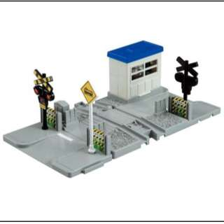 Plarail Accessory J-18 Small Road Crossing