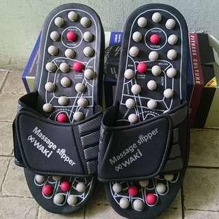 Sandal Kesehatan Merk WAKI - Multi Massage Head Slipper