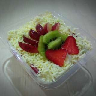 Salad Buah Mama Uk Sedang 500ml