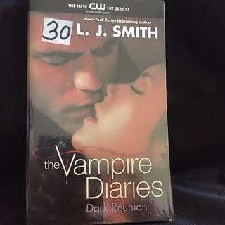 The vampire diaries- Dark Reunion (L.J. Smith)