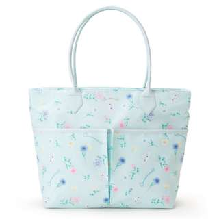 Japan Sanrio Cinnamoroll Tote Bag (Flower)