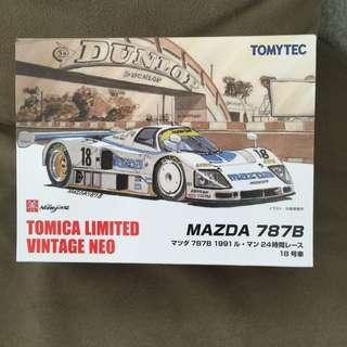 TOMICA TOMY TOMYTEC MAZDA 787B