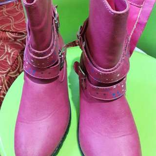 Barbie boots for otd