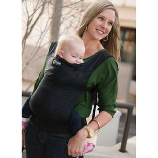Brand New Boba Air Travel Baby Carrier - Black