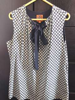 Tory Burch Silk Top