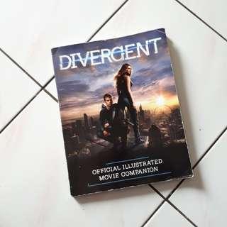 The Divergent Movie Book