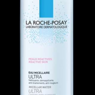 400ml La Roche Posay Micellar water ultra ( Reactive skin )
