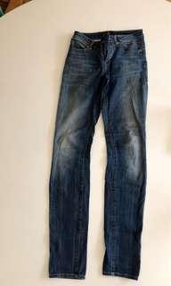 Lee Gareth L Moody skinny leg jeans