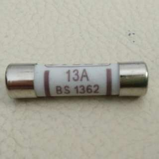 13A BS1362 Fuse
