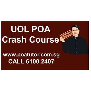 UOL POA Crash Course