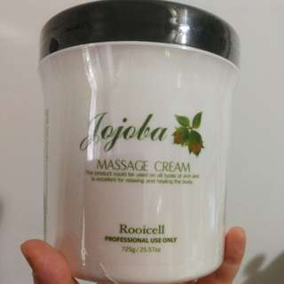 Rooicell Jojoba Massage Cream 725g