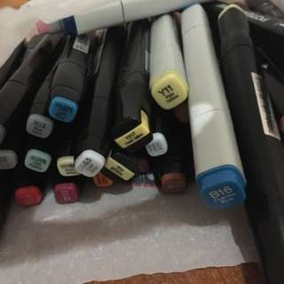 Marker grabbags