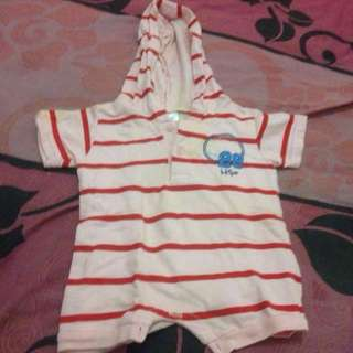 Jumper /take all 50K jumpsuit / playsuit libby baby hippo baby