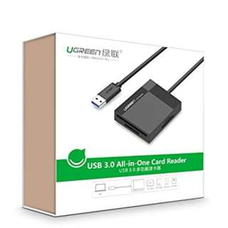 (BNIB) UGREEN USB 3.0 All-in-One Card Reader (Brand New Boxed)