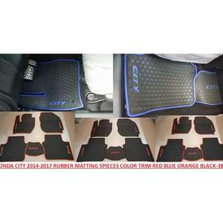 Premium Rubber Matting For Cars