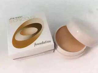 Shiseido資生堂 SpotsCover Foundation 遮瑕膏