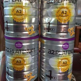 a2 Platinum Premium Infant Milk Powder Formula - Stage 1